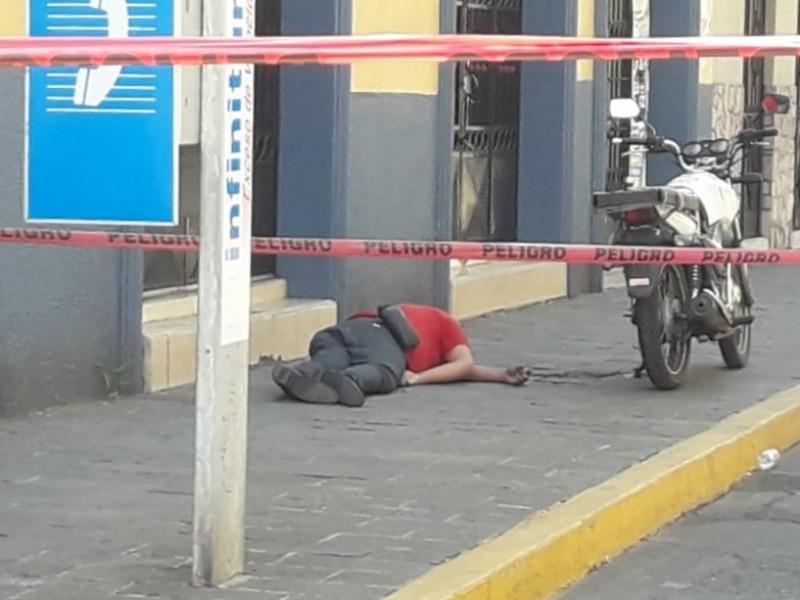Aumentan defunciones por muertes violentas en Jacona