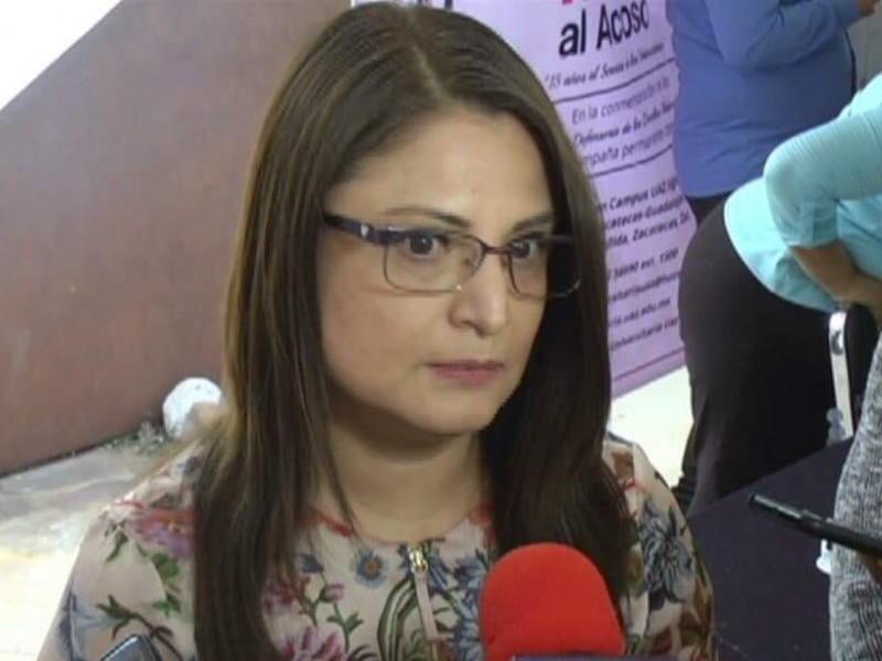 Aumentan denuncias por acoso sexual en Zacatecas: Semujer