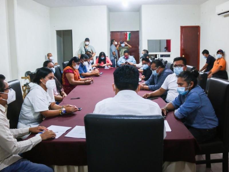 Aumentan fallecimientos y  casos de Covid-19 en Juchitán
