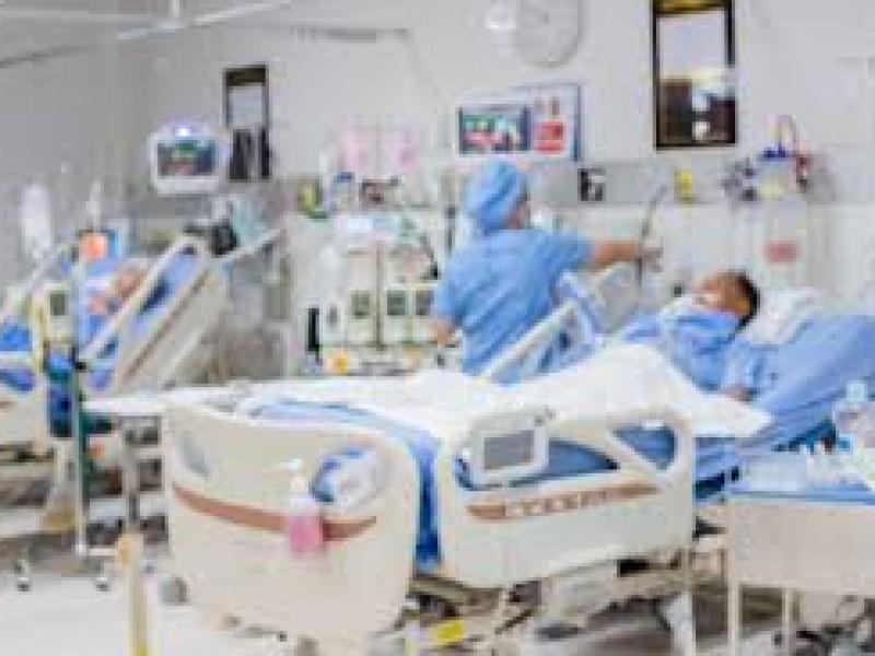 Aumentan hospitalizaciones por COVID-19 en Puebla