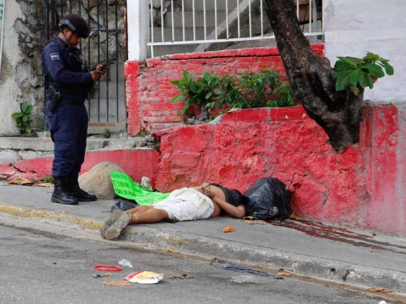 Aumentan los asesinatos en México