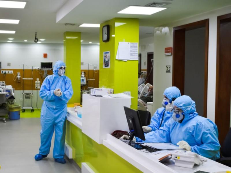 Aumentan los contagios de Covid-19 entre personal de salud