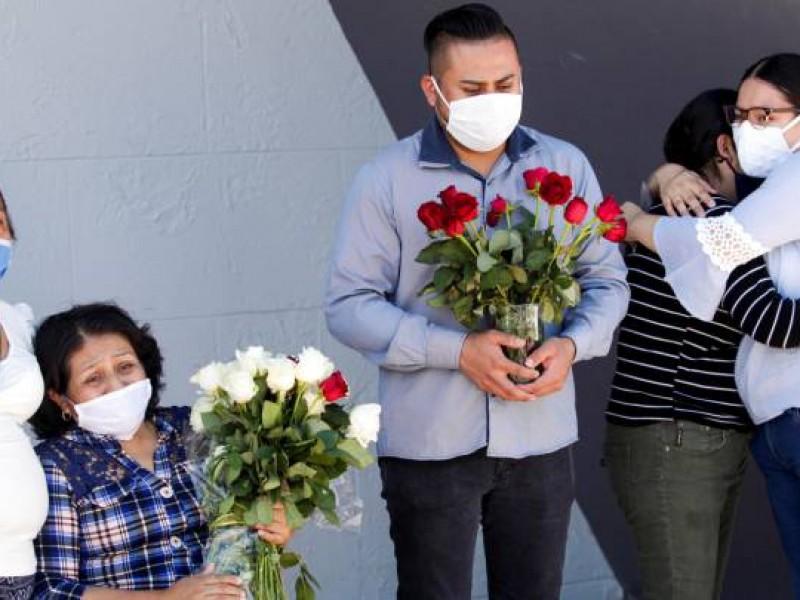 Aumentan muertes 40% en primer año de pandemia: INEGI
