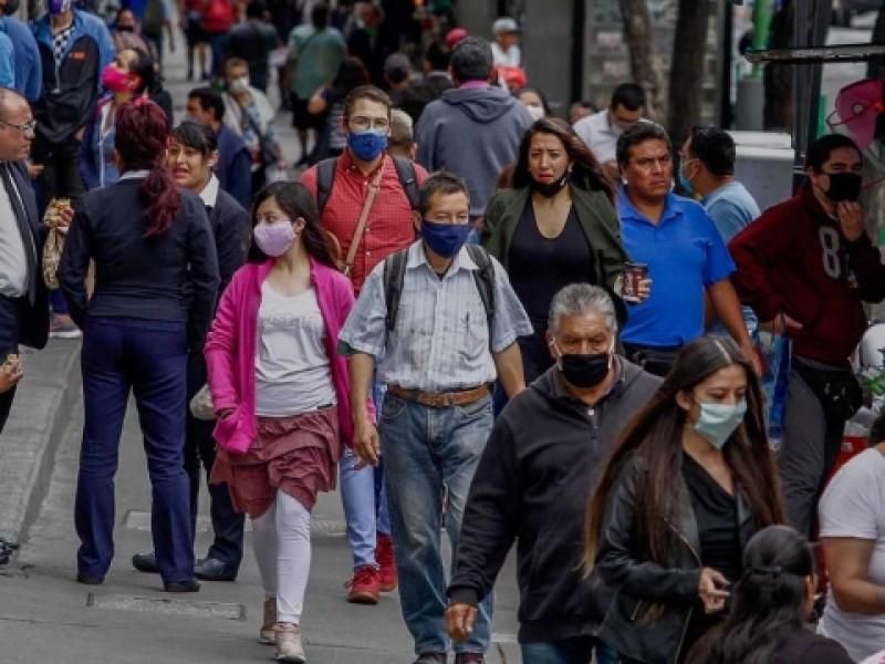 Aumentan paseantes Centro Histórico CDMX