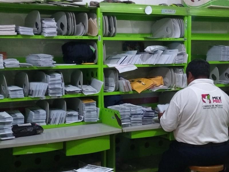 Aumentan servicio de paquetería en Correos de México
