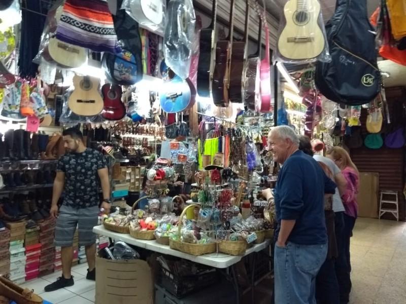 Aumentan ventas en Mercado Municipal