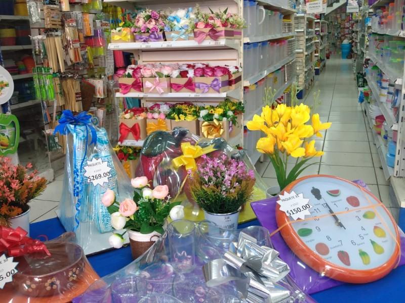Aumentan ventas en un 20% por Día de las Madres