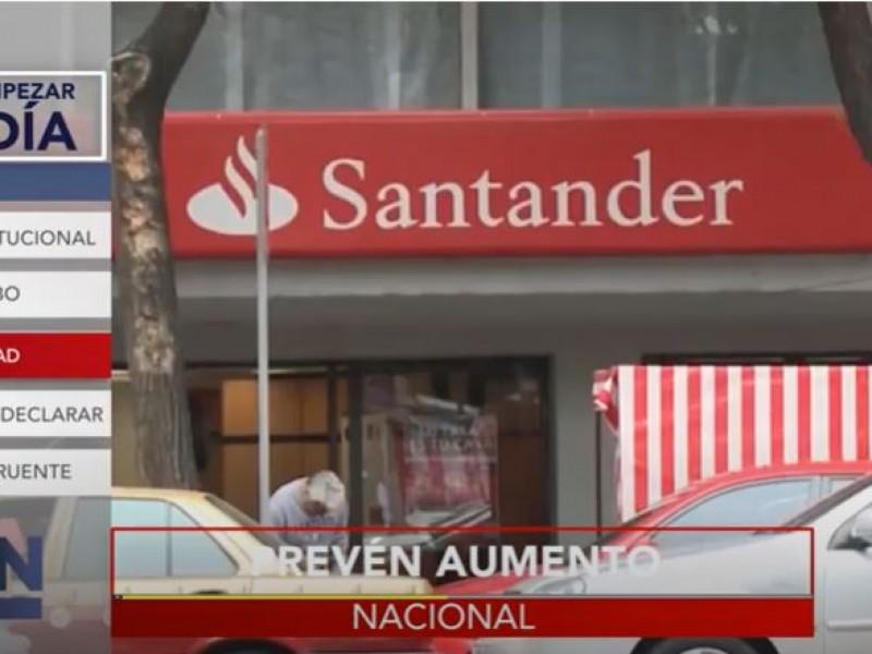 Aumentará morosidad de la banca mexicana a finales de 2020
