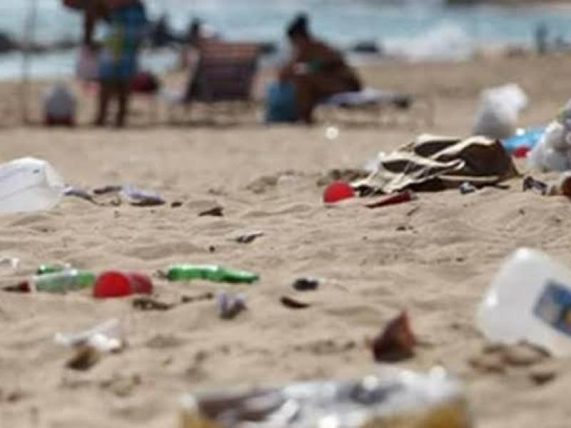 Prevén se arroje más basura en Bahía de Kino