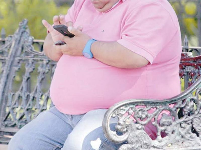 Aumentó la obesidad en Coahuila en un año