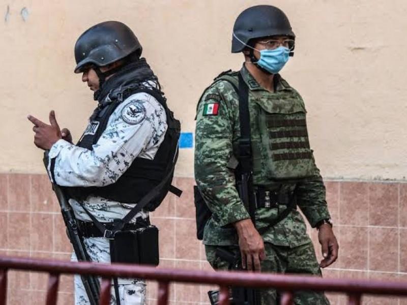 Aún es desconocida función específica de Guardia Nacional en Guanajuato