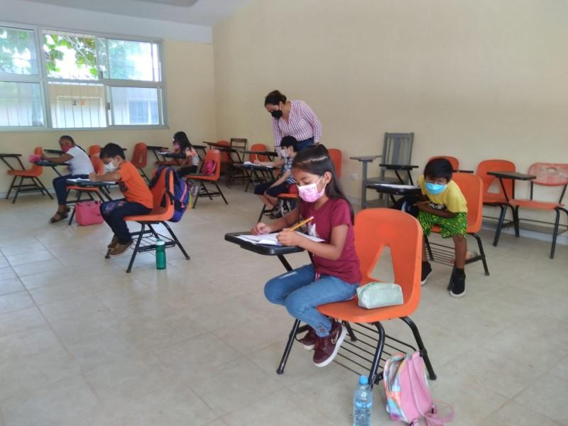 Aún no hay regreso a las aulas en Oaxaca: S-22