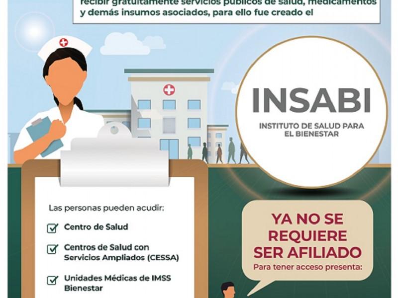 Aún no hay universalidad en servicios de salud con INSABI