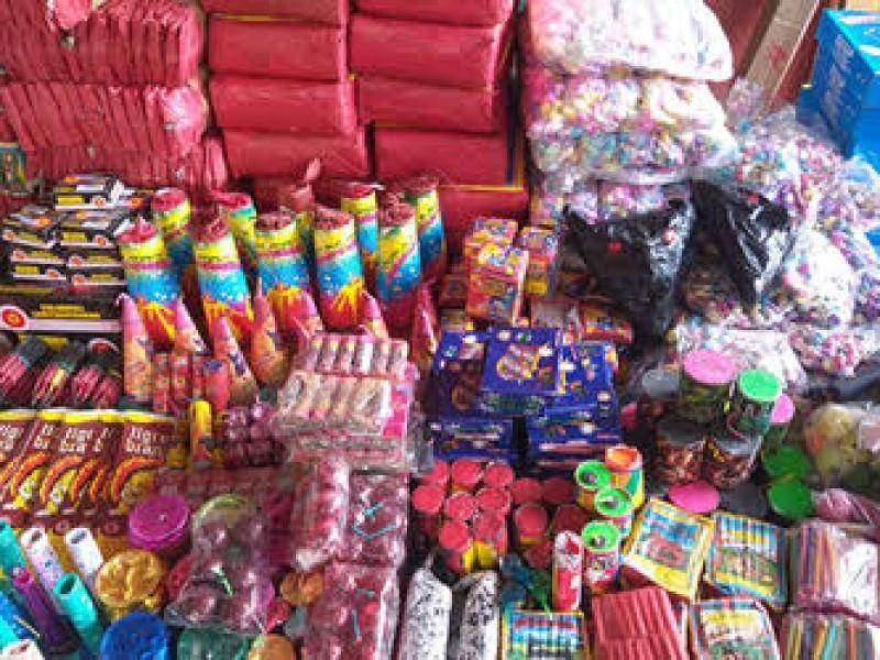 Aun no hay venta autorizada de pirotecnia en Guaymas