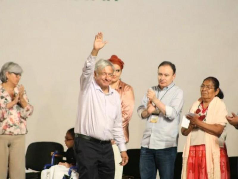 Aún no termina limpieza gubernamental: AMLO