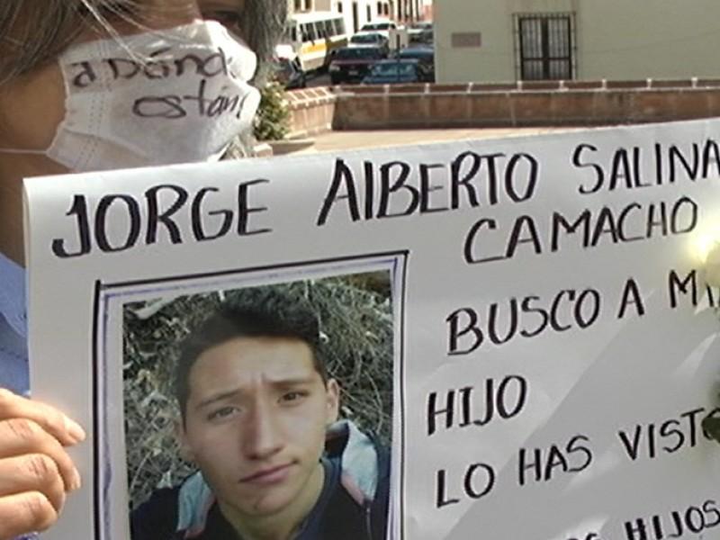 Sin resultados en búsqueda de personas desaparecidas