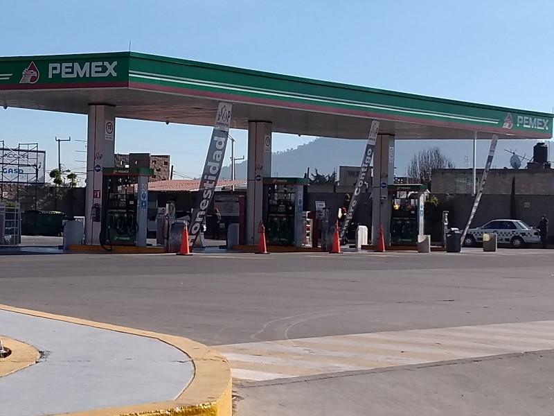 Aún sin trabajar el 100% de gasolineras