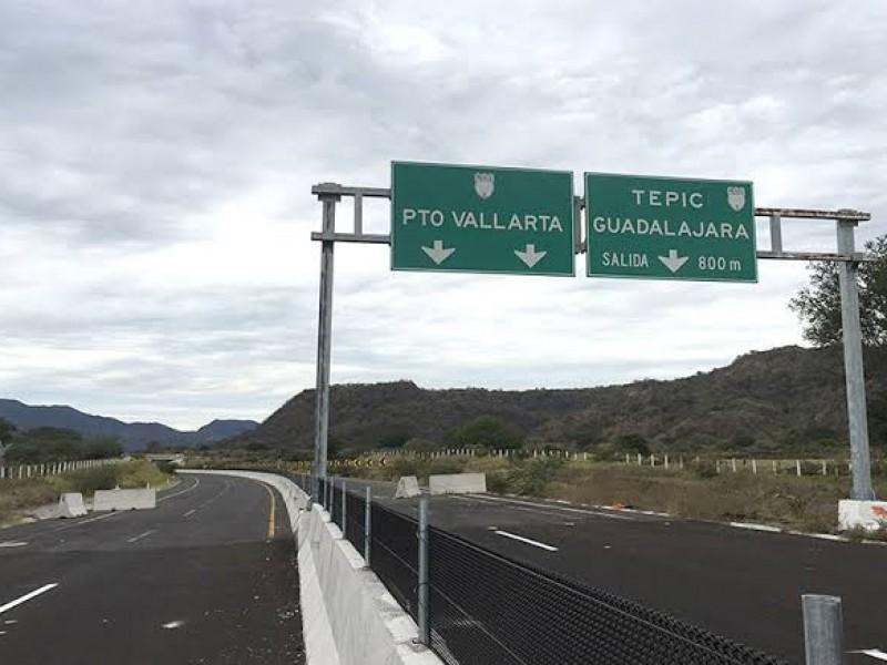 Autopista Jala-Vallarta y Canal Centenario, obras nayaritas prioritarias