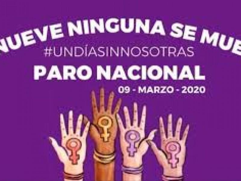Autoridades dan luz verde para #UnDíaSinMujeres
