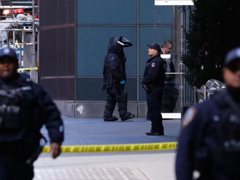 Autoridades de EU en alerta por paquetes explosivos