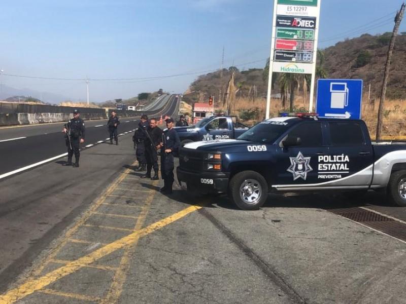Autoridades de seguridad blindaron límites con Jalisco