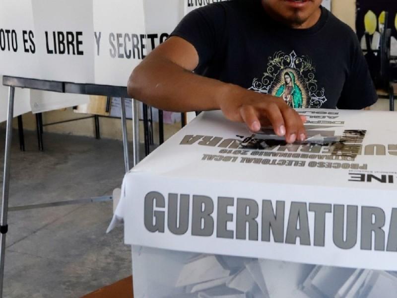 Autoridades de Sonora coordinan operativo de seguridad electoral