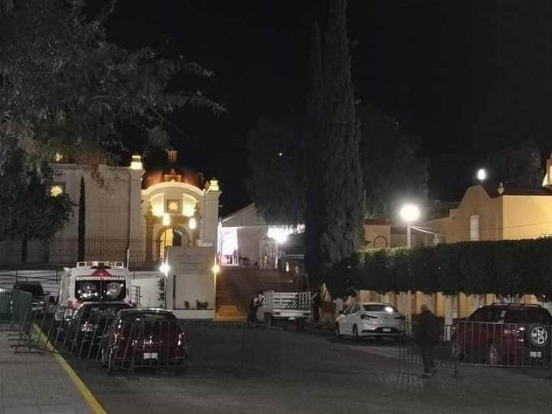 Autoridades de Tehuacán realizan fiesta en plena pandemia