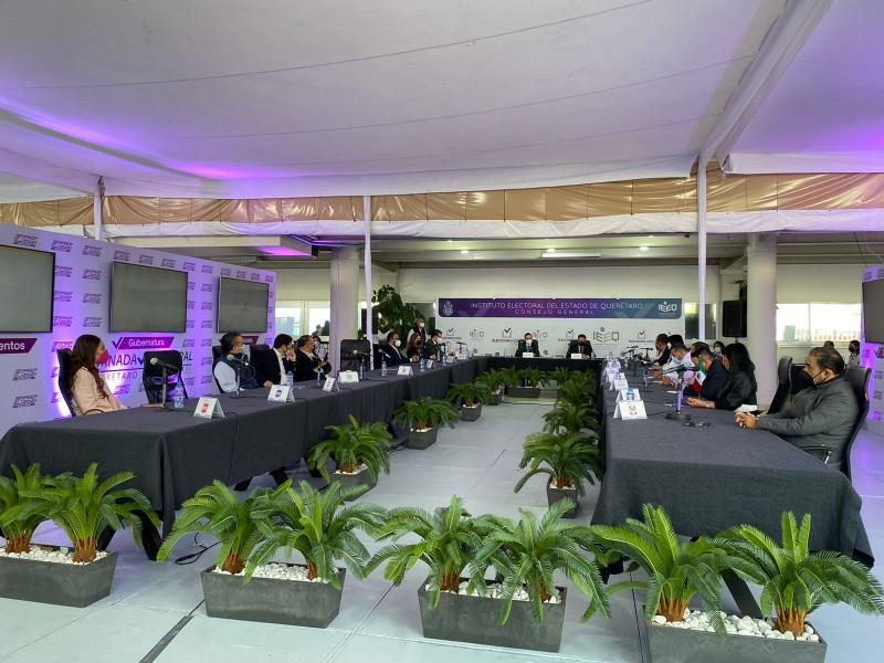 Autoridades electorales dan inicio al proceso electoral 2021 en Querétaro