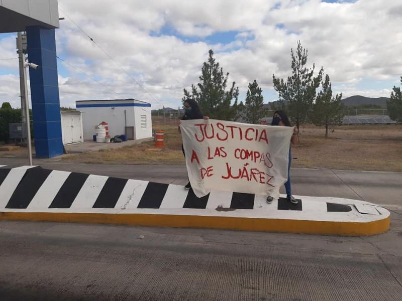 Conavim e Inmujeres hacen llamado por represión en Cd. Juárez