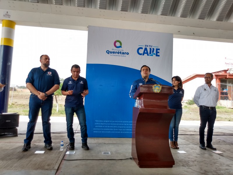 Autoridades listas para contingencia por lluvias