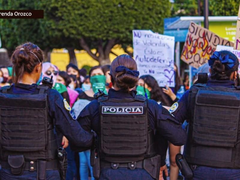 Autoridades municipales carecen de protocolos de contención ante manifestaciones violentas
