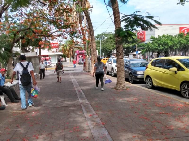 Autoridad municipal intensifica medidas sanitarias en Salina Cruz