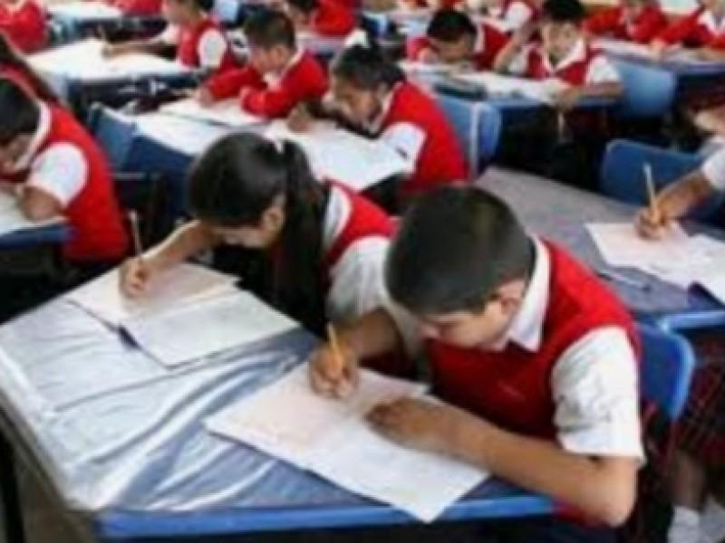 Autoridades municipales presentan resultados en educación