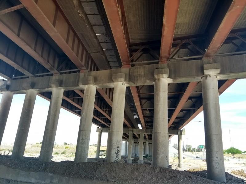 Autoridades no se coordinan a la hora de hacer puentes