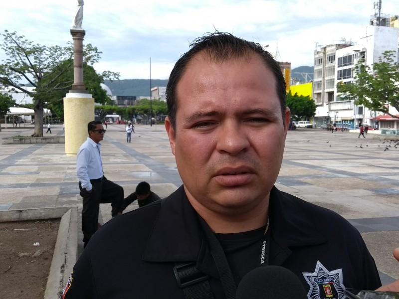 Autoridades piden automovilistas extremar precauciones por lluvias