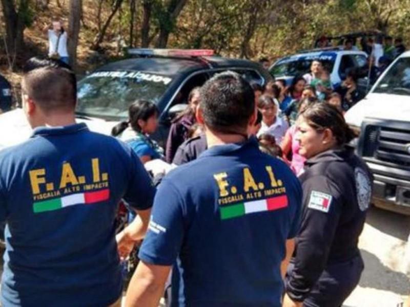 Autoridades rescatan a 56 niños migrantes en Chiapas