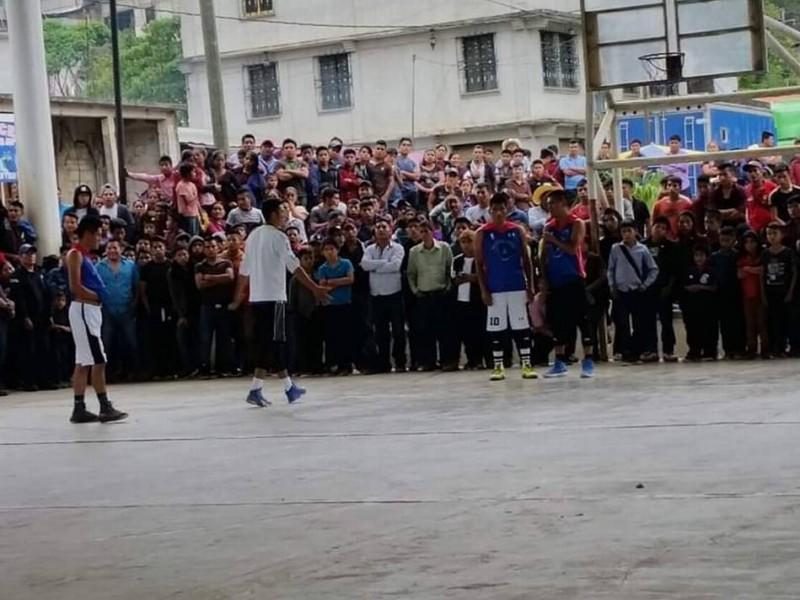 Autoridades se deslindan de eventos masivos en Chalchihuitán