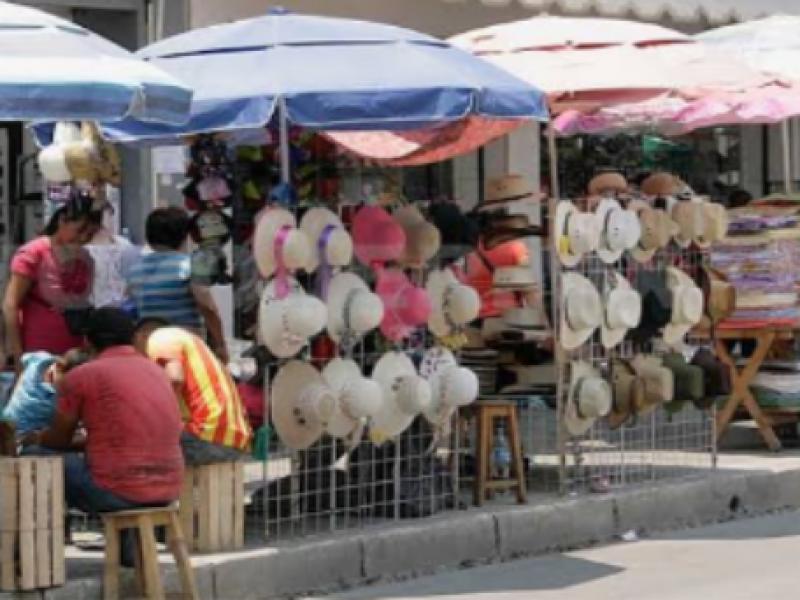 Autoridades sin alternativas para comercio informal