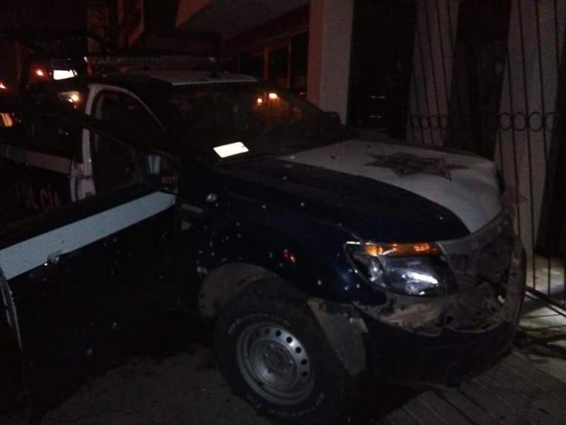 Autoridades zamoranas repudian ataques y muerte de policías