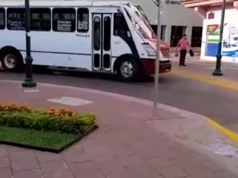 Autoriza SEMOVI 7 rutas de transporte público en calles renovadas