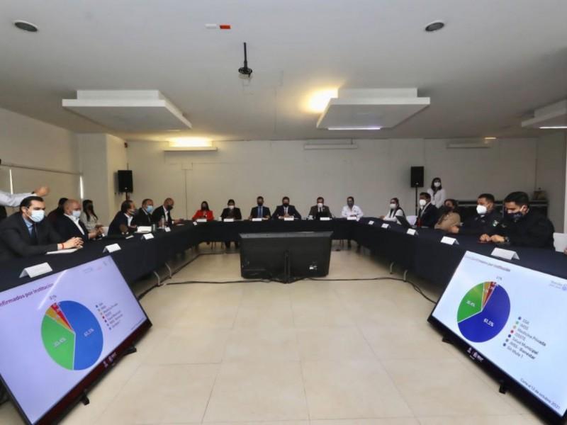 Autorizan eventos con un aforo del 60% en Morelia