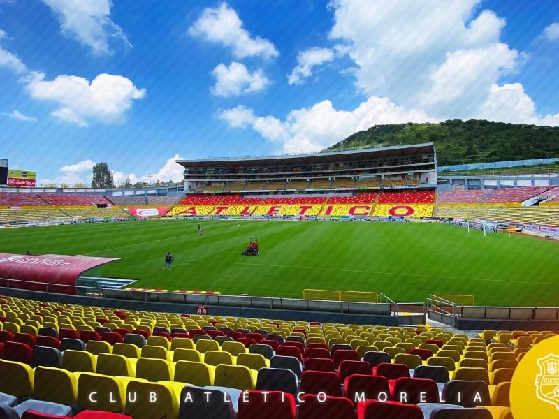 Autorizan regreso de público al estadio Morelos