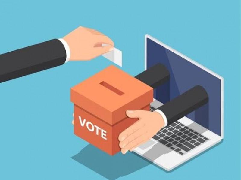 Avala IEEZ voto electrónico para jornada electoral de la UAZ
