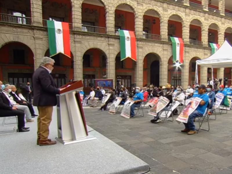 AVANCE Aún no hay verdad sobre Ayotzinapa: Gobierno federal
