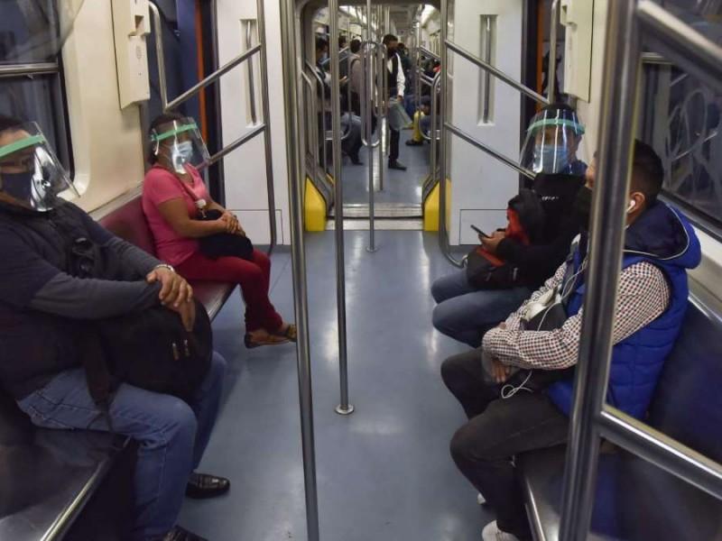 Línea 2 del Metro reanudará servicio el lunes con 10 trenes