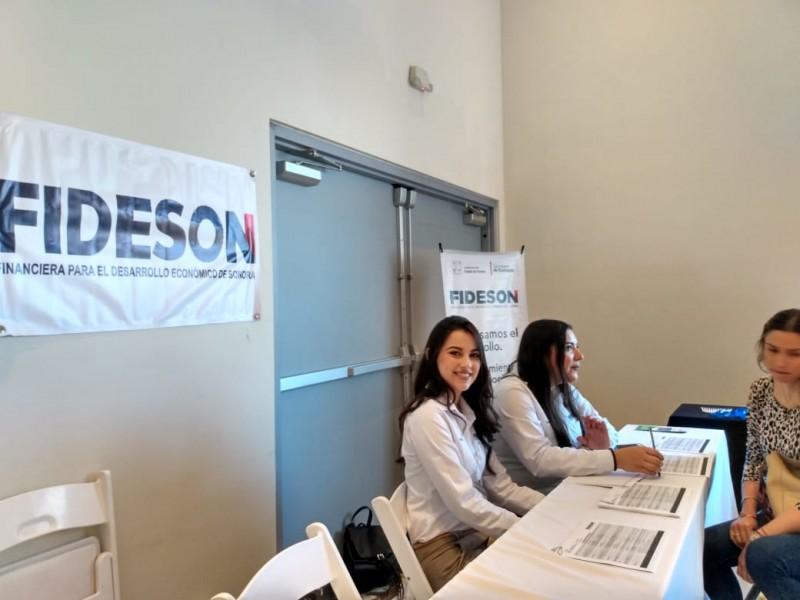 Avanza aprobación de proyectos productivos de Fideson
