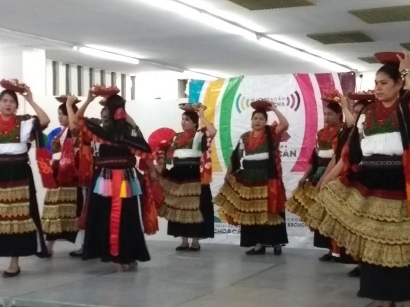 Avanza descentralización de cultura en Michoacán