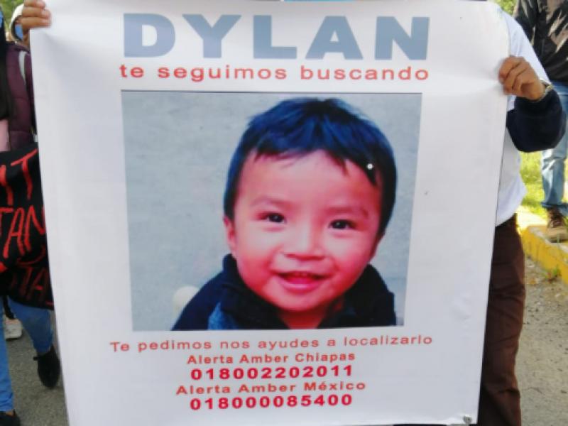 Avanza investigación por desaparición del niño Dylan: FGE