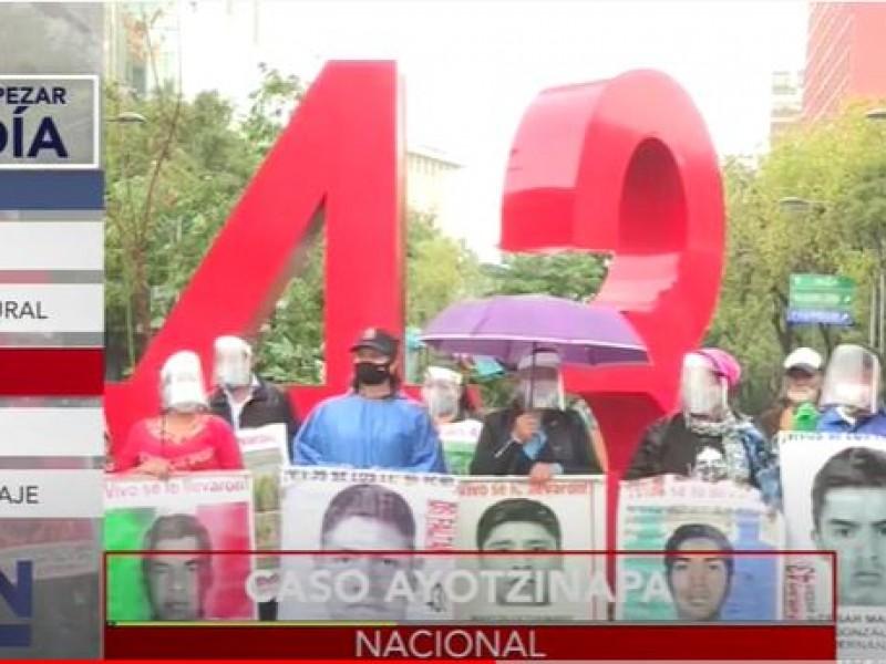 Avanza la investigación del caso Ayotzinapa