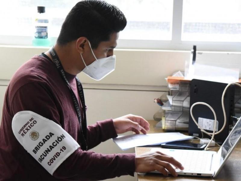 Avanza meta de vacunación de personal en hospitales Covid
